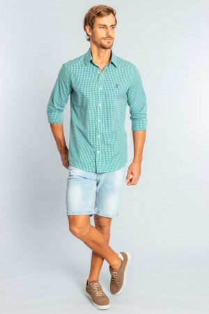 Camisa Vichy Classic