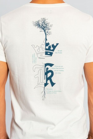 Camiseta Logomania Tree