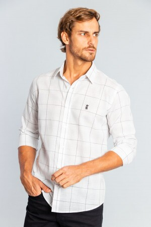 Camisa Morning Quadros