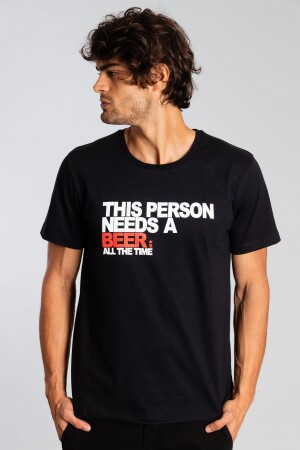 Camiseta Person Beer