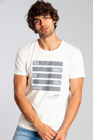 Camiseta Familly Single