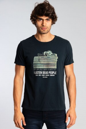 Camiseta Dead People Vinil
