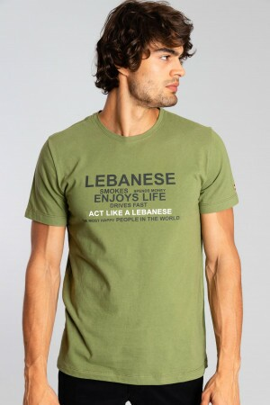 Camiseta Like a Lebanese