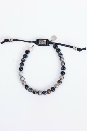 Pulseira Black And White