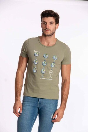 Camiseta Glass Gin Tonic